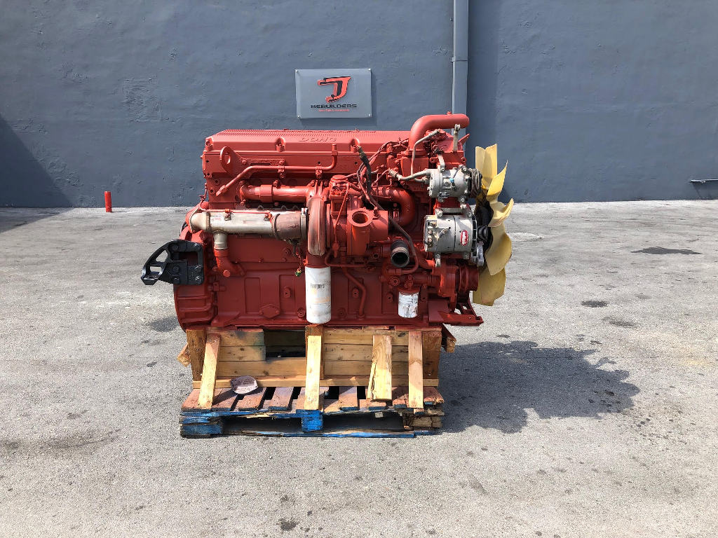 USED 2008 CUMMINS ISX COMPLETE ENGINE TRUCK PARTS #1052