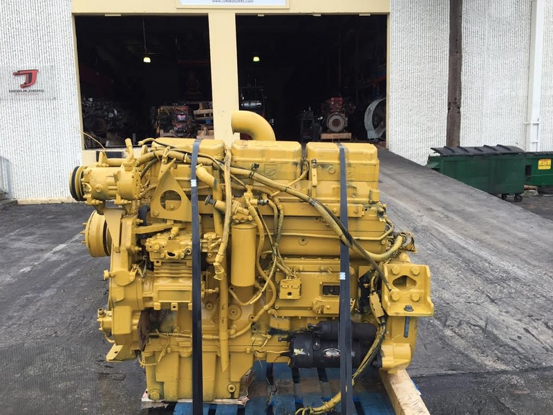 2002 CAT C12 TRUCK ENGINE FOR SALE #1074