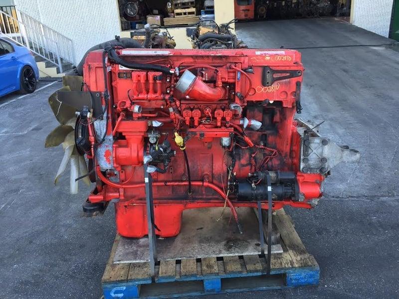 2001 CUMMINS ISX TRUCK ENGINE FOR SALE #1106