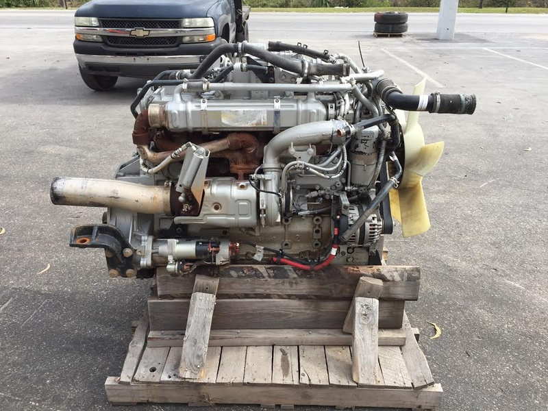 2008 used mercedes benz om926la mbe9000 engine for sale for Mercedes benz diesel engines for sale