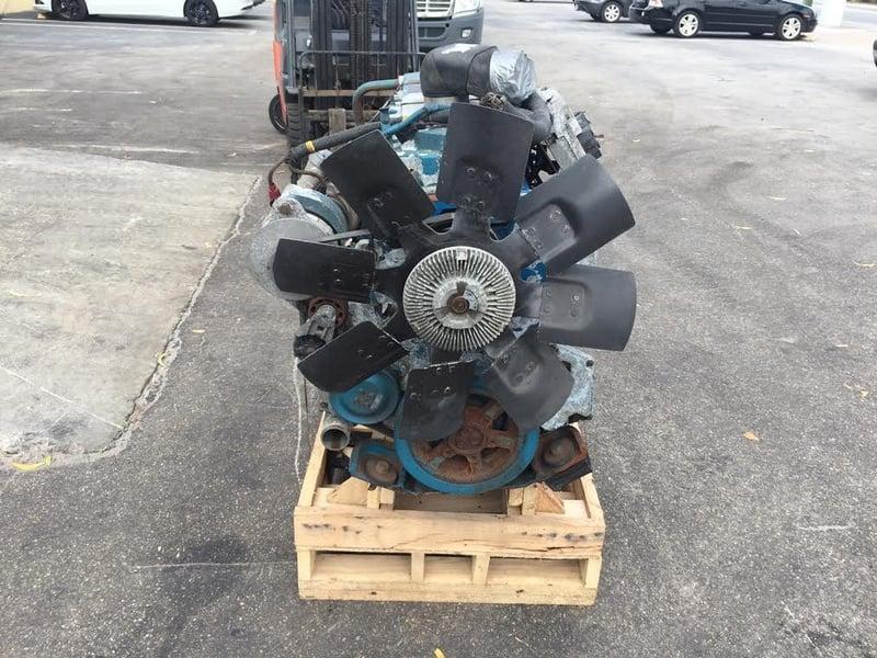 2001 Used International Dt466e Engine For Sale