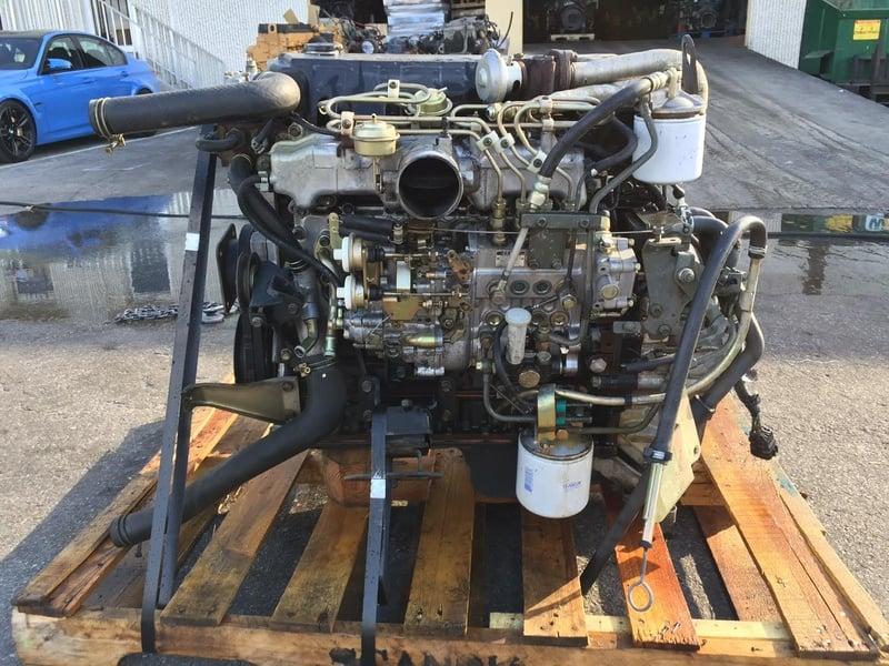 Used Isuzu Diesel Engines For Sale