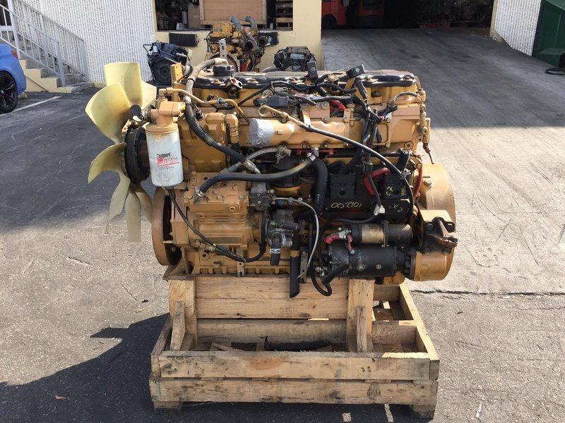 2005 USED CAT C7 ENGINE FOR SALE    1197