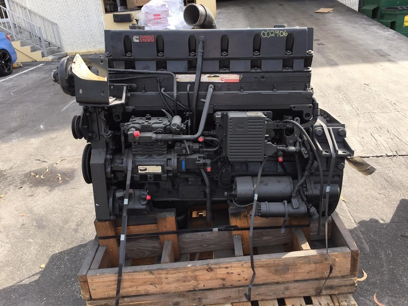 1994 CUMMINS M11 CELECT TRUCK ENGINE FOR SALE #1202