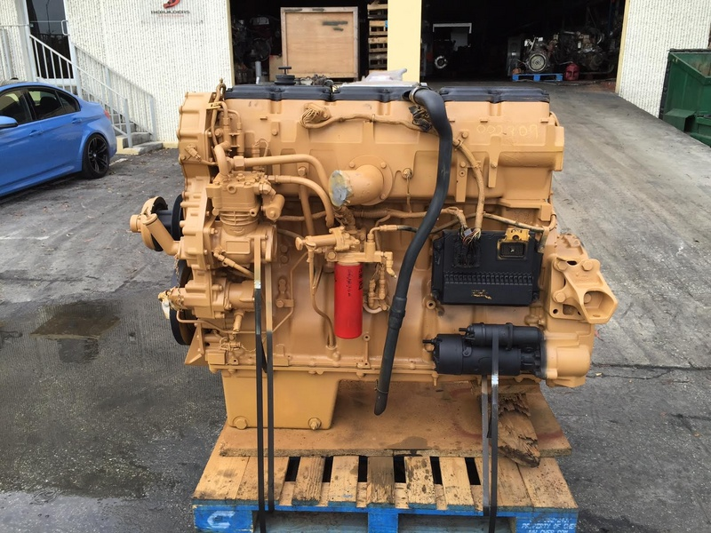 C15 Caterpillar Engine Family Problems And Solutions