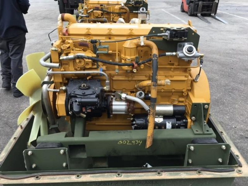 1993 New Cat 3116 Engine For Sale 1228