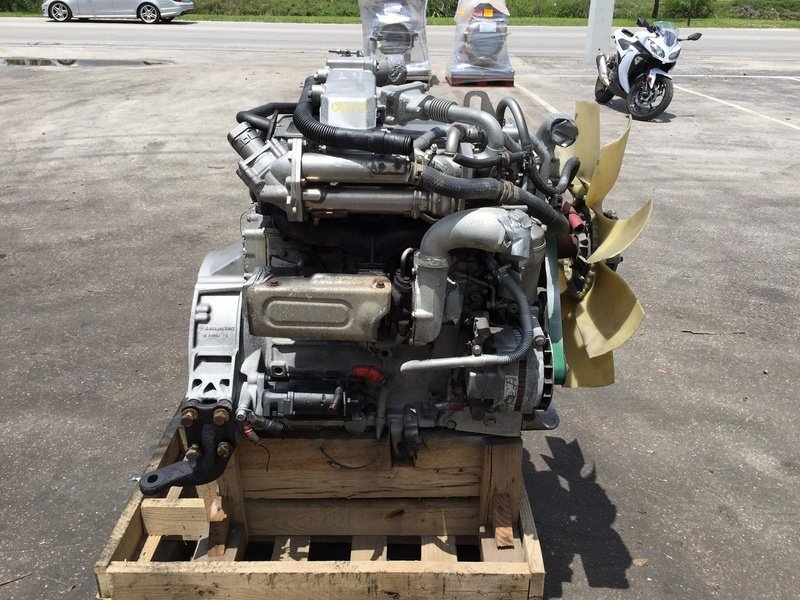 2005 used mercedes benz om924 la engine for sale 1239 for Used mercedes benz engine