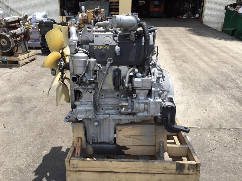 2005 used mercedes benz om924 la engine for sale 1239 for Mercedes benz diesel engines for sale