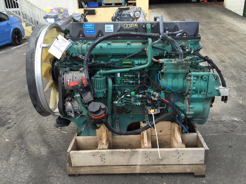 2013 used volvo d13 engine for sale 1273
