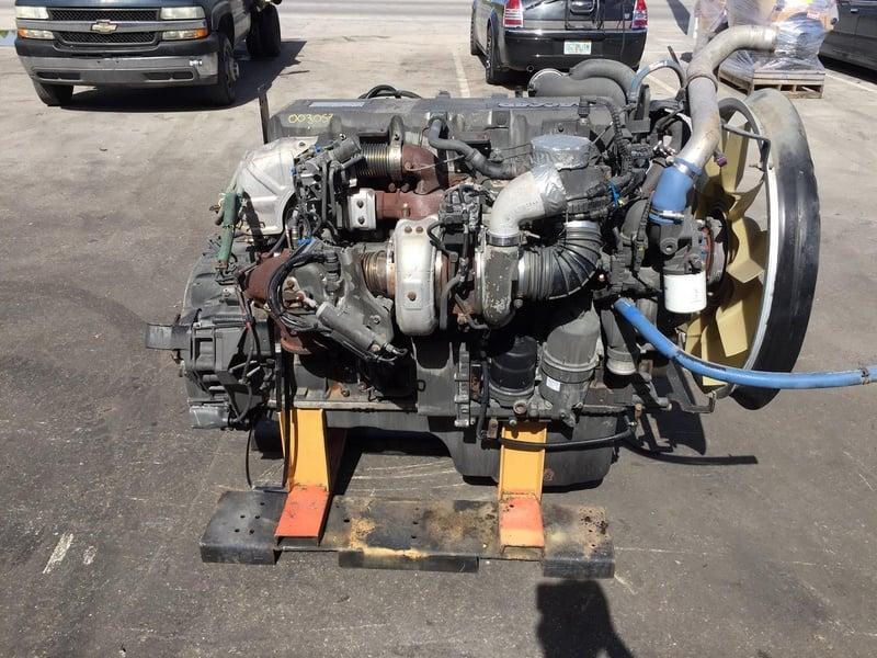on Volvo Truck Engines Specs