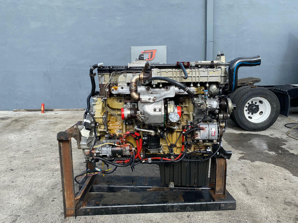 USED 2009 DETROIT DD13 COMPLETE ENGINE TRUCK PARTS #1365