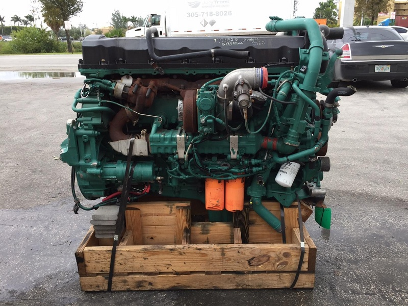 Used volvo d16 diesel engines for sale for Volvo motors for sale