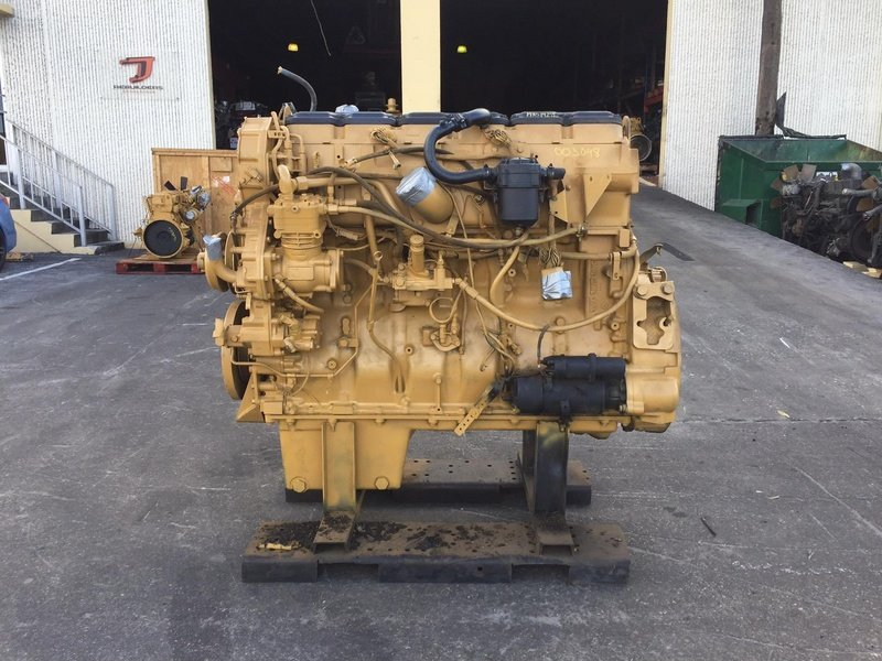 Used Cat Diesel Engines For Sale