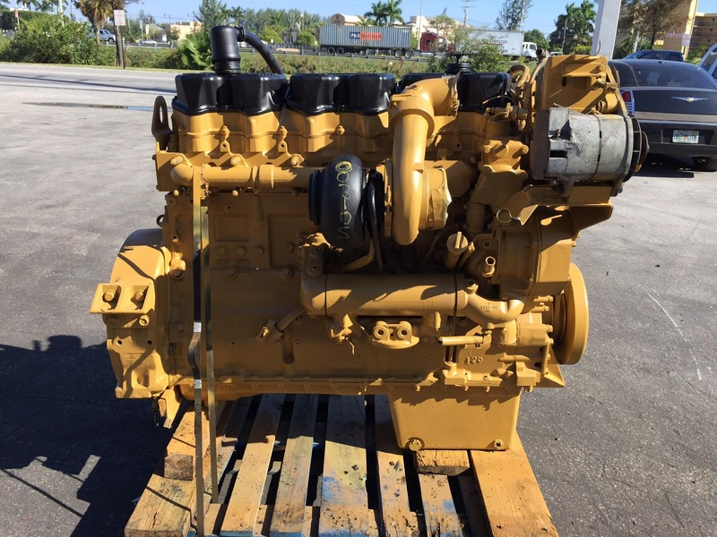 1994 Used Cat 3406e 14 6l Engine For Sale