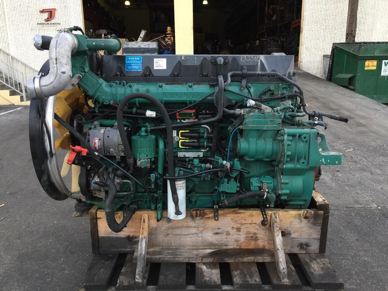 2009 used volvo d13 engine for sale 1405 for Volvo motors for sale
