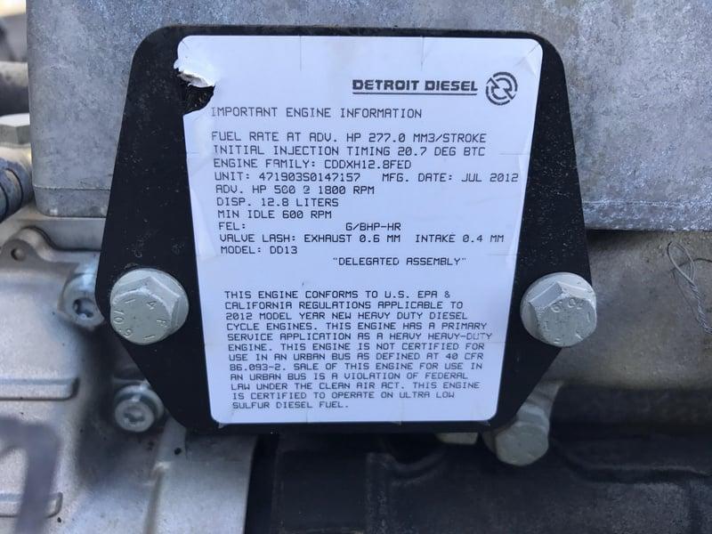 USED DIESEL ENGINES FOR SALE