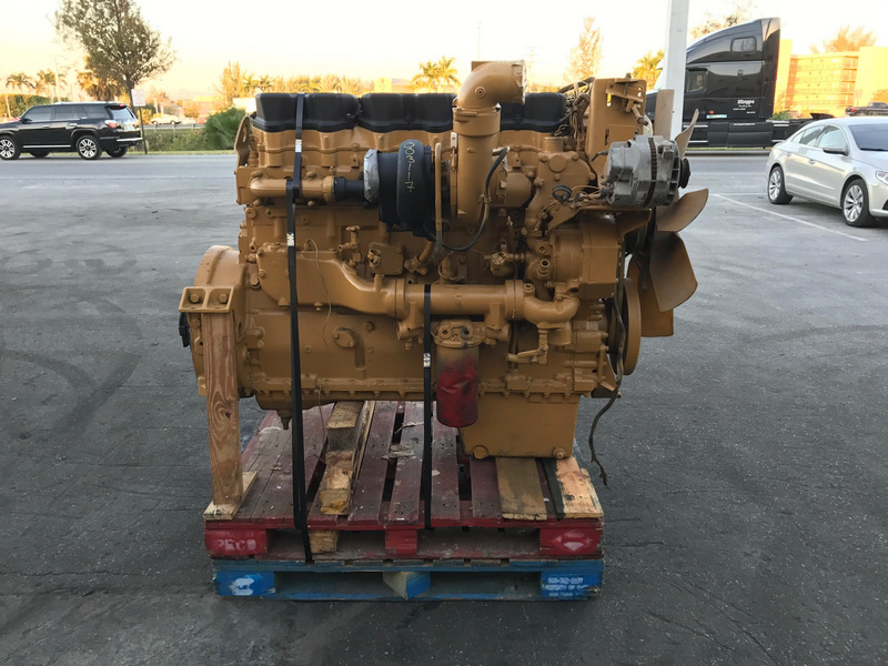 1999 CAT 3406E 14 6L TRUCK ENGINE FOR SALE 1416