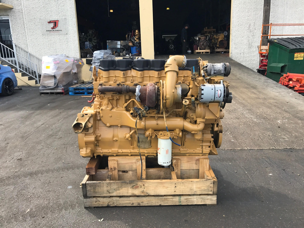 2000 CAT C15 TRUCK ENGINE FOR SALE #1460