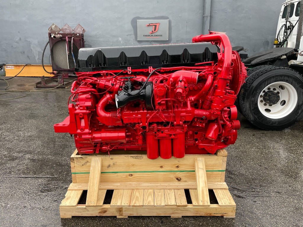 USED 2011 MACK MP8 TRUCK ENGINE TRUCK PARTS #1472