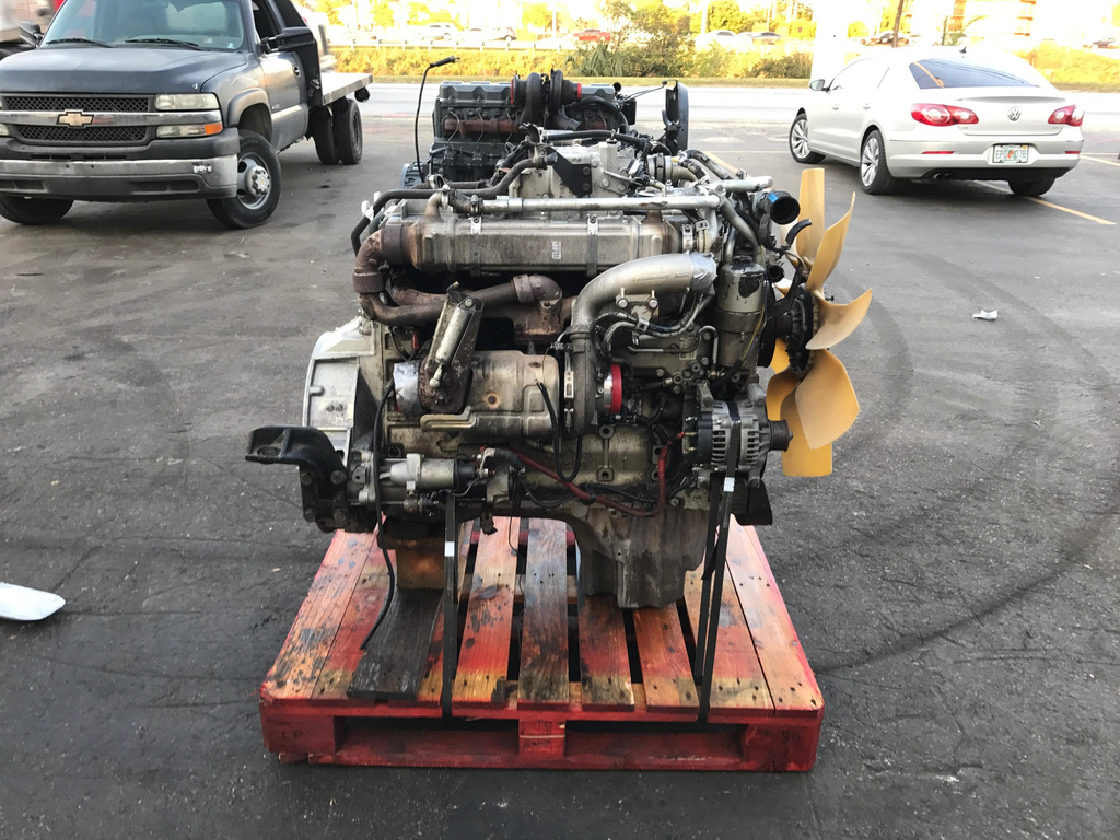 2008 used mercedes benz om926la engine for sale 1479 for Used mercedes benz engine