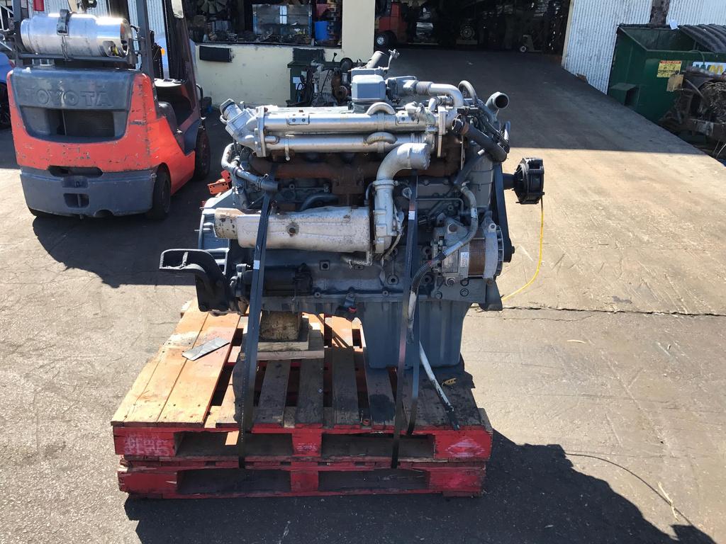 двигатель om906la схема