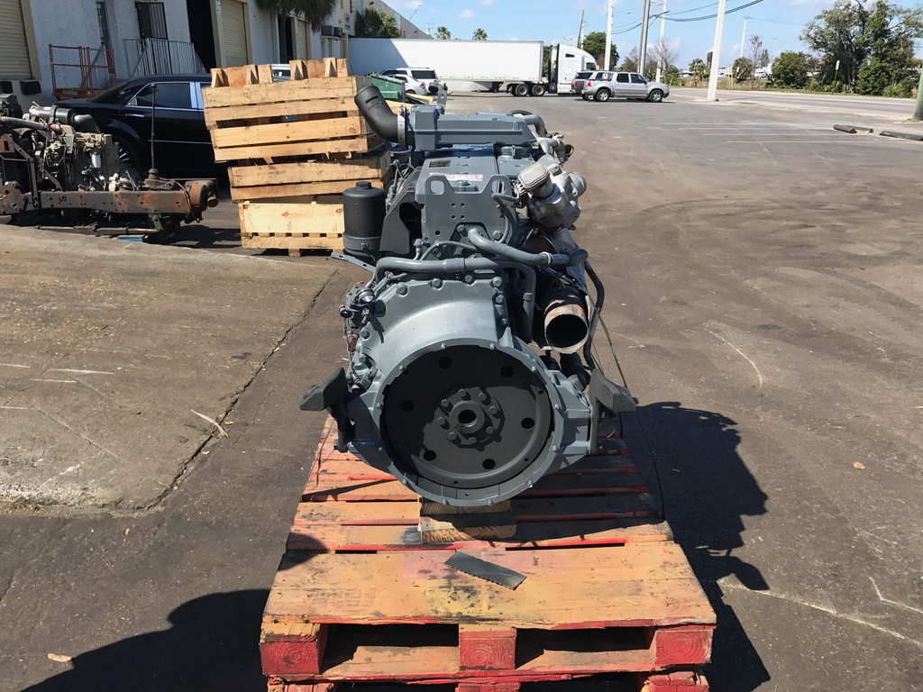 Used mercedes benz om460la diesel engines for sale for Mercedes benz diesel engines for sale