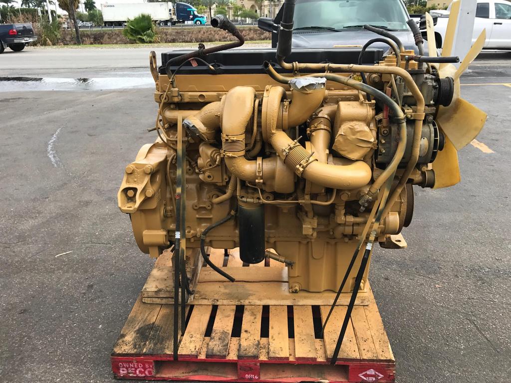 Used Cat C15 Acert Sdp Diesel Engines For Sale