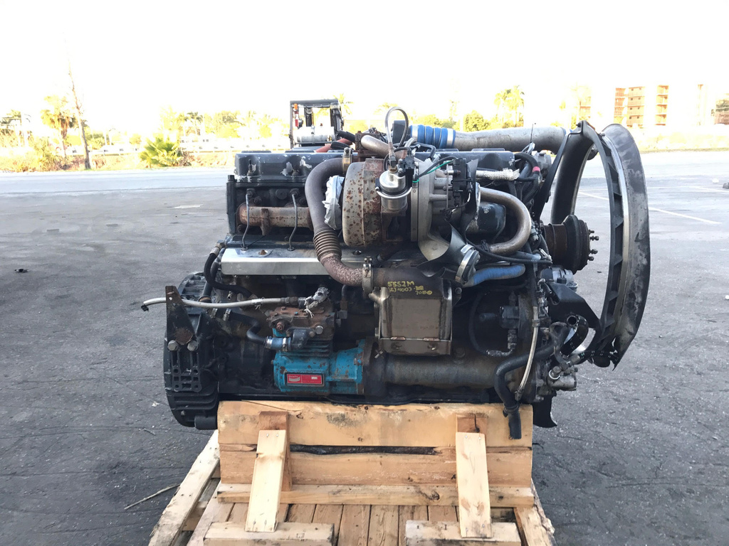 USED 2004 MACK AC-380/410 TRUCK ENGINE TRUCK PARTS #1541
