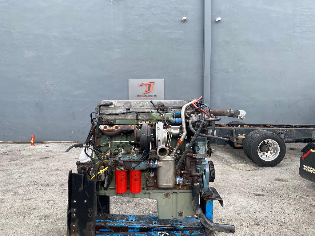 Detroit 60 Series >> 2005 Detroit Series 60 12 7 Truck Engine For Sale 1587