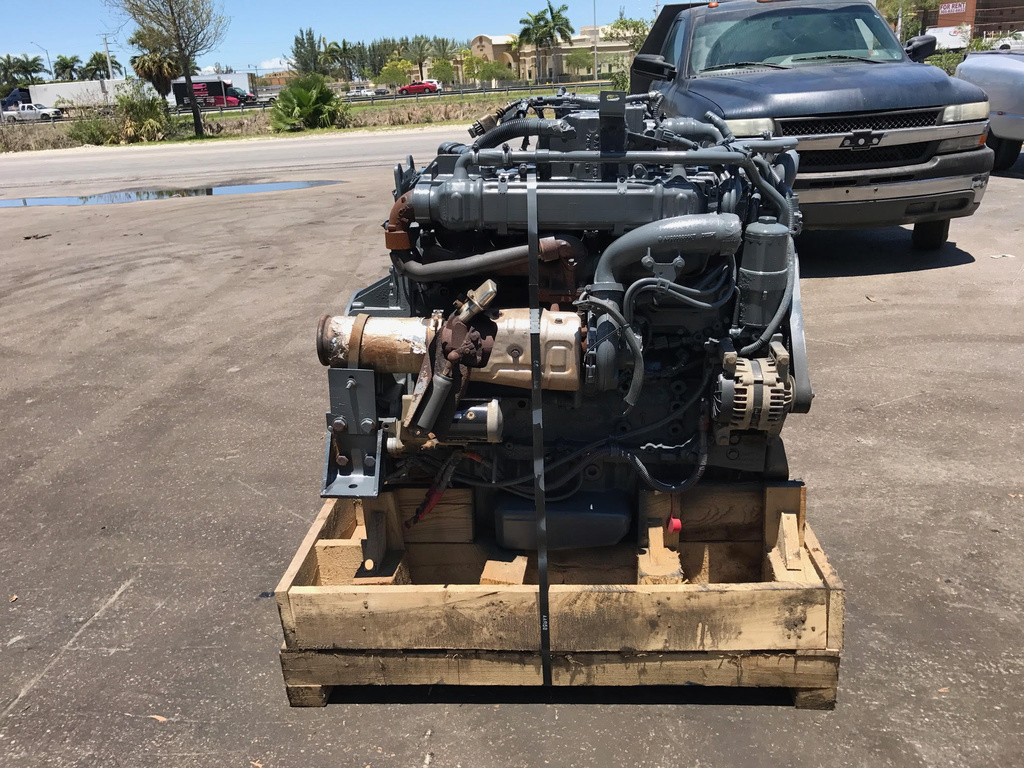 Used mercedes benz om460la mbe4000 diesel engines for sale for Mercedes benz diesel engines for sale