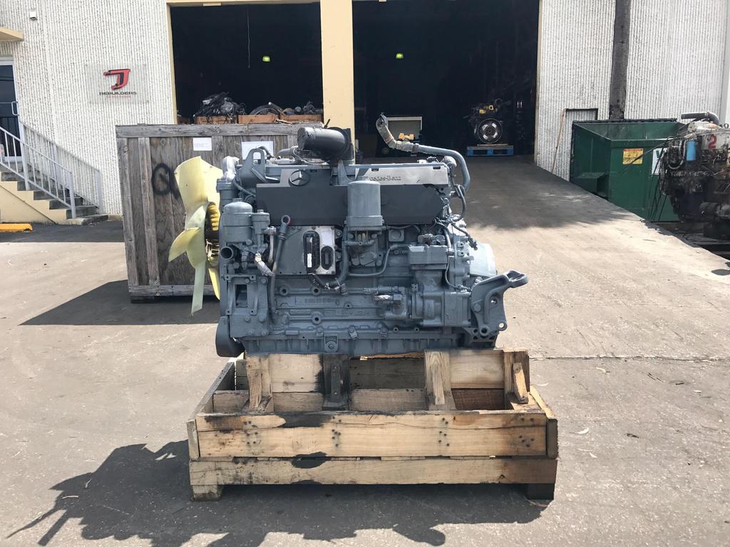 Used mercedes benz om906la diesel engines for sale for Mercedes benz diesel engines for sale