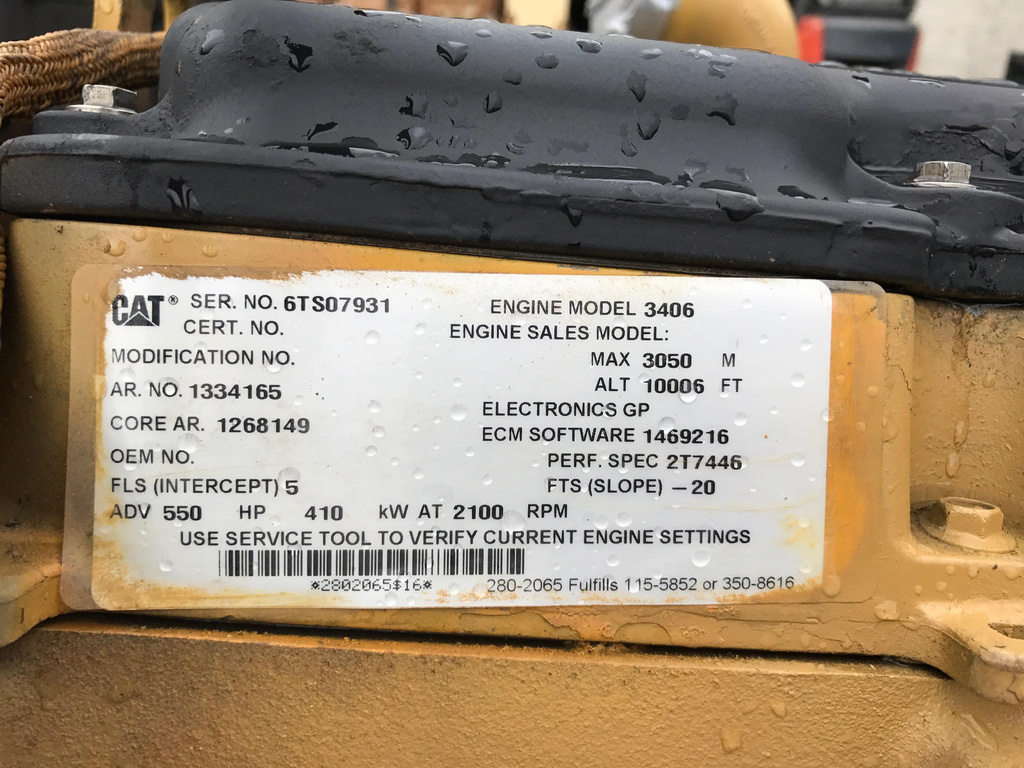 3406e Caterpillar Engine Specs Cat Timing Diagrams Sorry This Unit Was Sold See Similar For Sale Units Below 1024x768