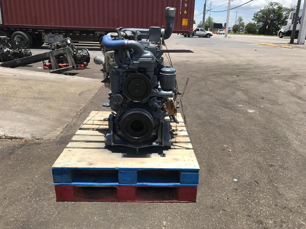 Used mercedes benz om926la mbe9000 diesel engines for sale for Mercedes benz diesel engines for sale