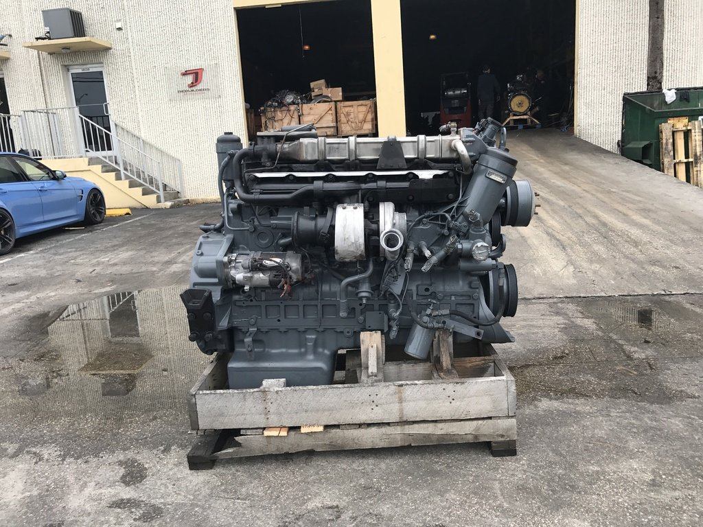 USED 2004 MERCEDES-BENZ OM460LA TRUCK ENGINE TRUCK PARTS #1753