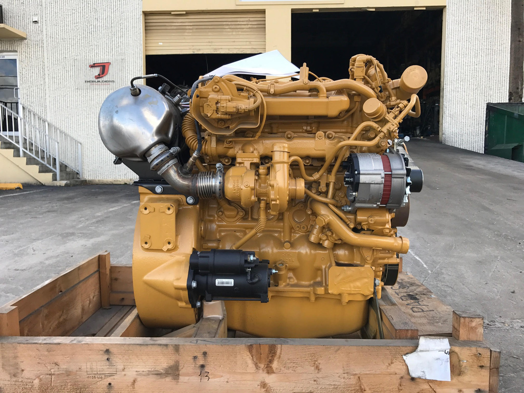 NEW 2013 CAT C3.4B TRUCK ENGINE TRUCK PARTS #1805