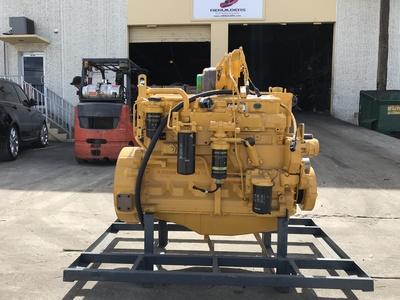 2010 JOHN DEERE 6068HDW73 Complete Engine #1806