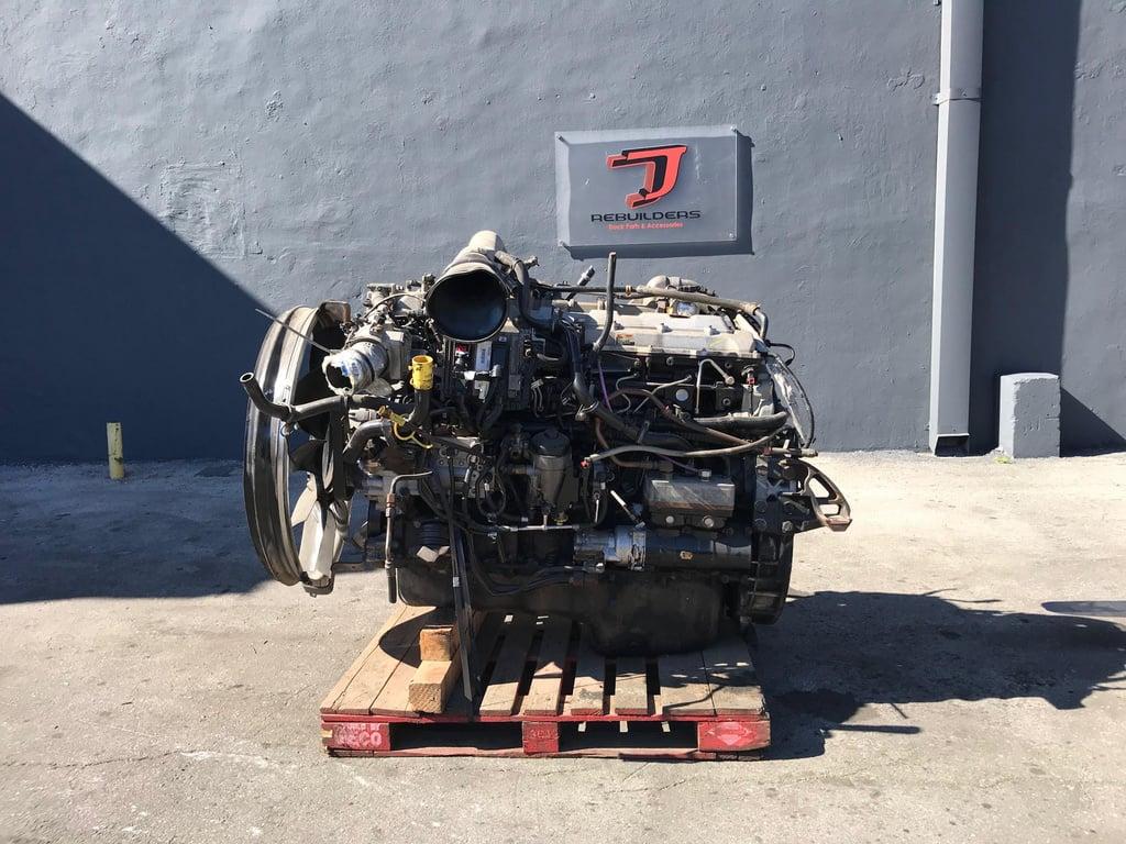 WRG4671  Dt570 Maxxforce Engine    Diagram