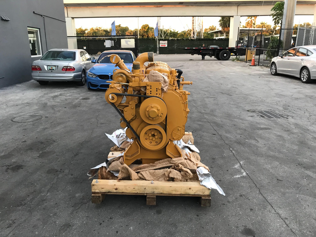 2008 NEW CAT C12 ENGINE FOR SALE | #1862