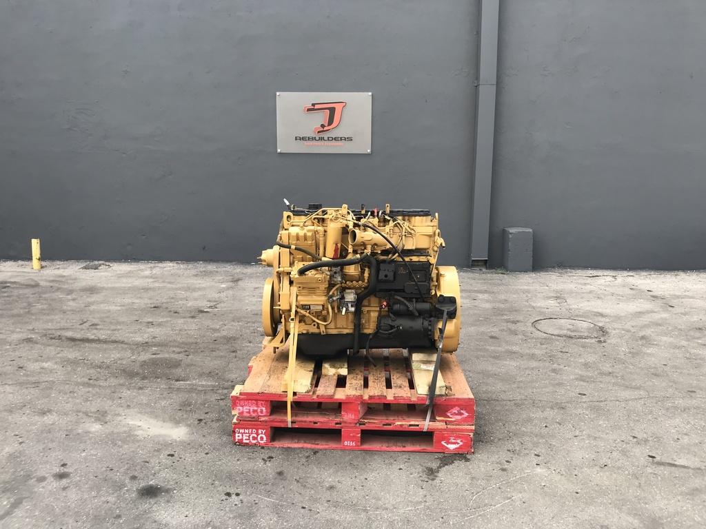 USED 2004 CAT C7 ACERT COMPLETE ENGINE TRUCK PARTS #1866
