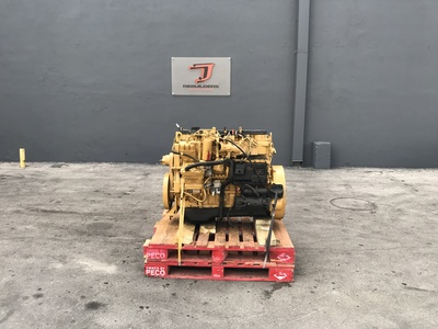 2004 CAT C7 Complete Engine #1866