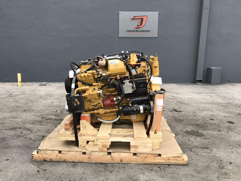 CAT C7 Complete Engine