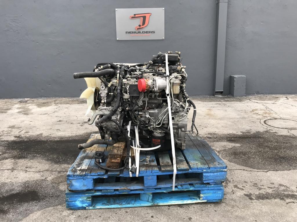 ISUZU 4HK1TC Complete Engine