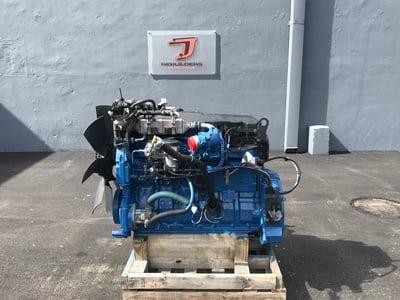 2008 INTERNATIONAL MAXXFORCE DT  Complete Engine #1896