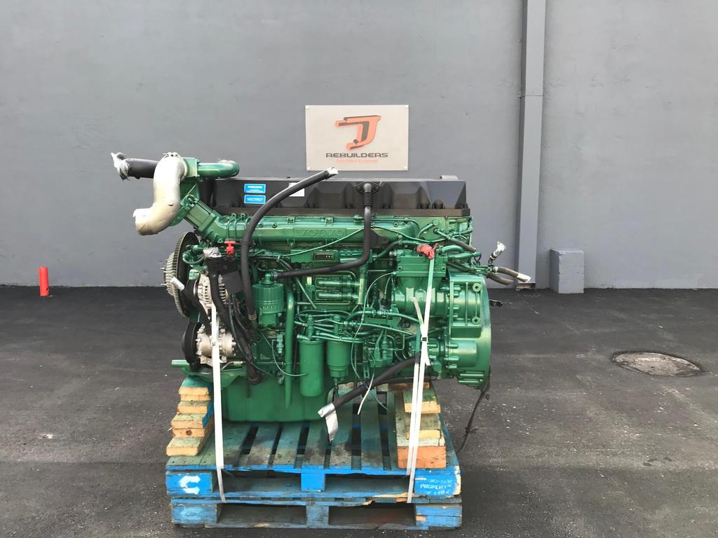 vnx performance trucks usa volvo engine
