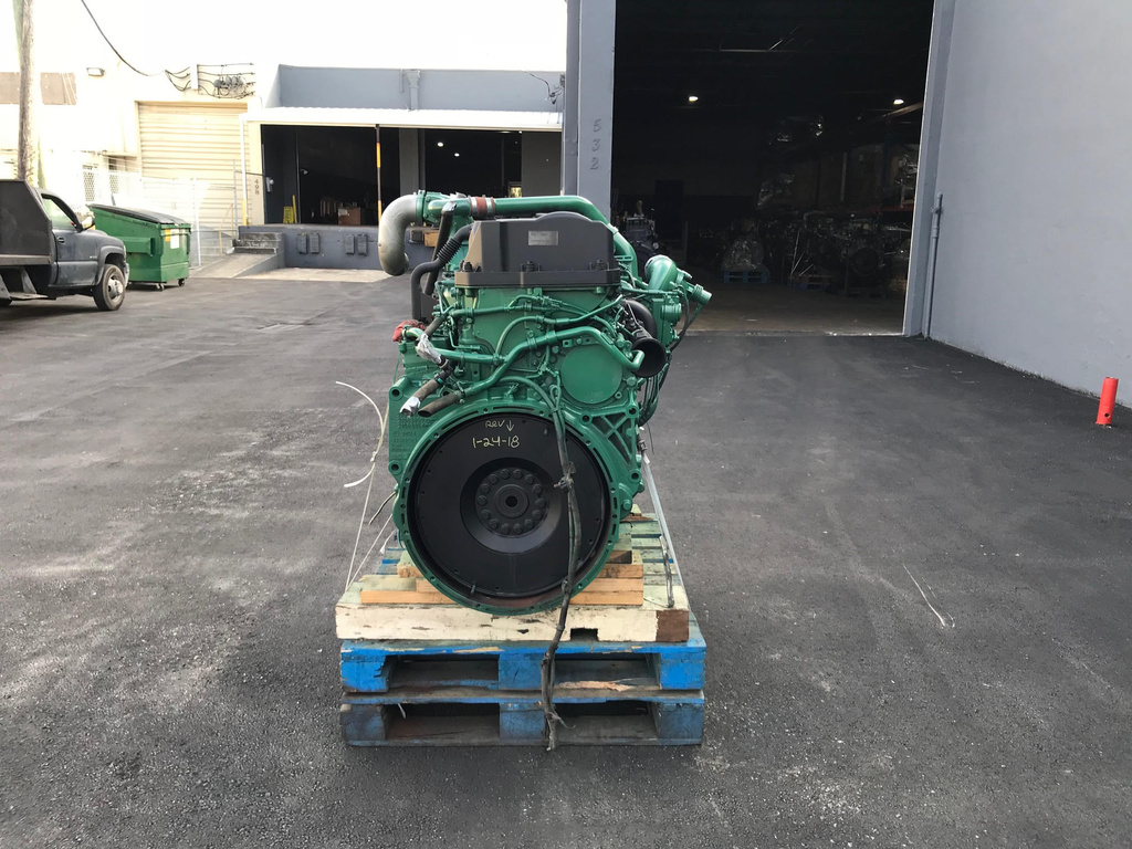 2011 used volvo d13 engine for sale 1899 for Volvo motors for sale