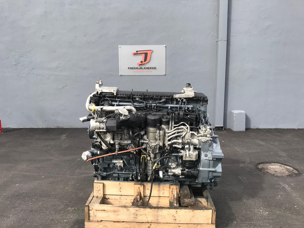 USED 2009 DETROIT DD13 COMPLETE ENGINE TRUCK PARTS #1901