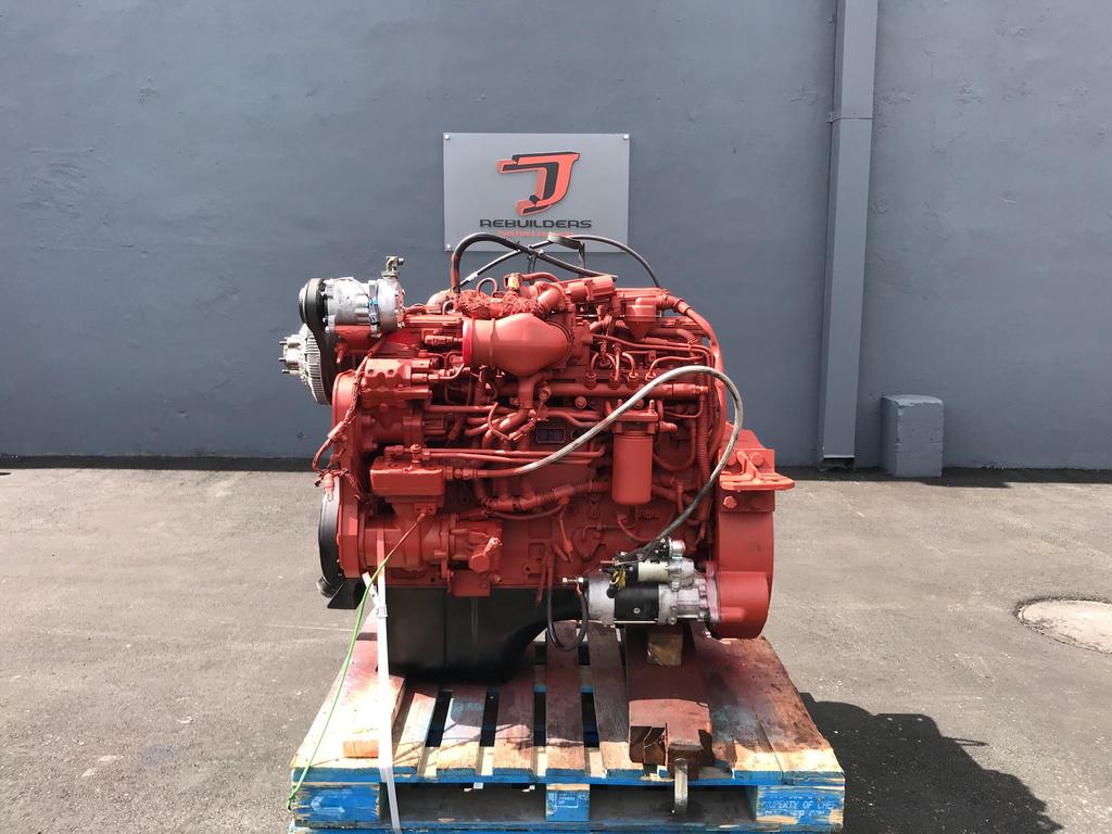 USED 2007 CUMMINS ISL COMPLETE ENGINE TRUCK PARTS #1914