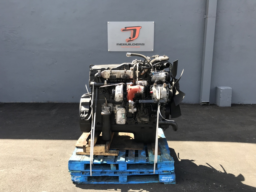USED 2008 INTERNATIONAL MAXXFORCE DT COMPLETE ENGINE TRUCK PARTS #1921