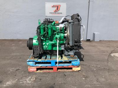 2010 JOHN DEERE 4045HF285 Complete Engine #1940