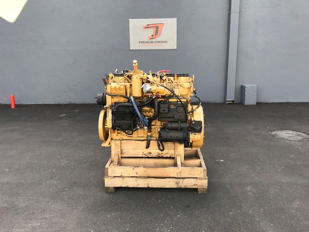 USED 2005 CAT C7 ACERT COMPLETE ENGINE TRUCK PARTS #1943